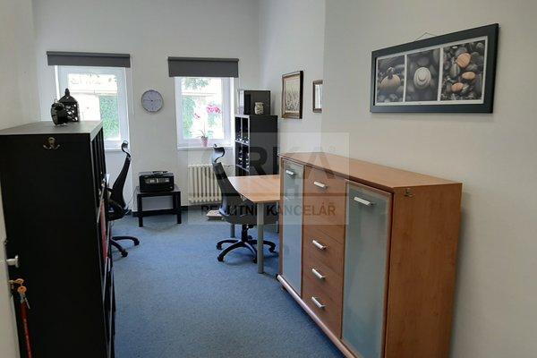 Pronájem, Kancelář, 16m² , Hranice ( o. Přerov ), ul. Havlíčkova