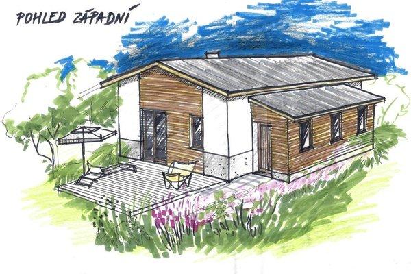 Prodej, Hrubé stavby domu vč. pozemku, 520m² - Zvole
