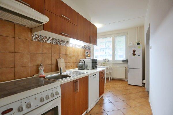 Prodej bytu 2+1 v Olomouci na ulici Jeremiášova