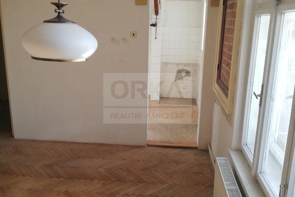Prodej cihlové bytu 3+1 v Olomouci na ulici Na Šibeníku