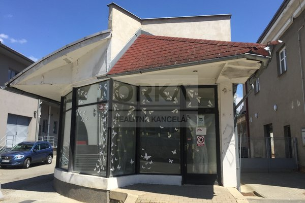 Prodej, Obchodní prostory, 465m² - Šumperk, Masarykovo náměstí
