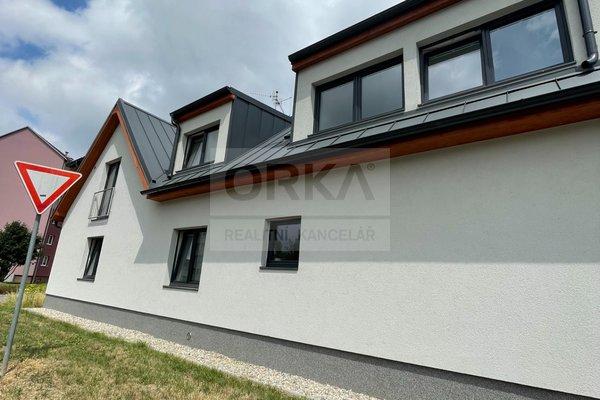 Prodej, Byty 4+kk, 126m² , Olomouc, ul. Přichystalova ( Nový svět)