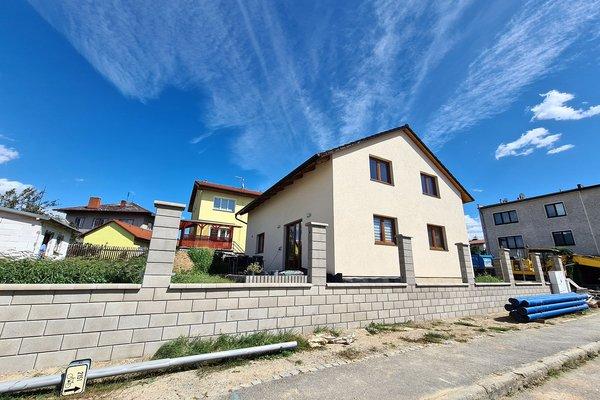 Novostavba rodinného domu v žádané lokalitě v Plzni Koterově