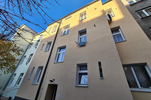 Zděný byt 2+1 o podlahové ploše 60 m2 v Plzni na Slovanech