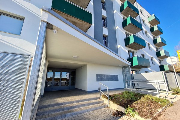 Pronájem nového bytu 3+kk o velikosti 68 m2 s balkonem v Plzni Bolevci
