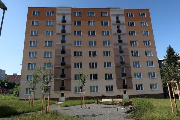 Zrekonstruovaný byt 2+1 o výměře 61 m2, Plzeň Lobzy