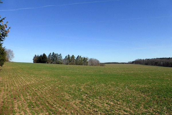 Orná půda a jiné pozemky v kú Tlučná, Vejprnice a Nýřany o celkové výměře 59.920 m2