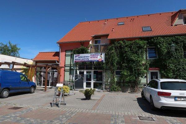 Nebytové prostory o velikosti 148 m2 v Plzni Boettingerově ulici