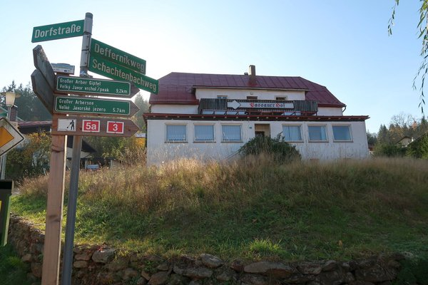 Prodej, bývalý penzion v Bavorské Rudě 825 m² - Regenhütte