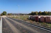 Prodej lukrativního stavebního pozemku v Hlušovicích u Olomouce