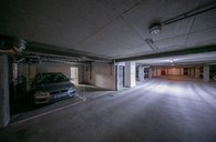 Prodej garážového stání a technické místnosti, ul. Horní Lán