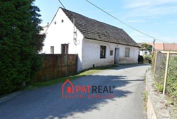 Prodej stylové chalupy určené k rekonstrukci, Vanovice okr.Blansko, pozemek 308 m²