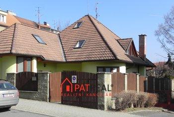 Prodej, Rodinné domy, 350m² - Brno - Řečkovice, pozemek 367 m²