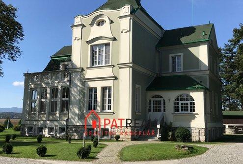 Prodej samostatně stojící vila na pozemku 11.278 m² - Velká Kraš, pozemek 11.278 m²