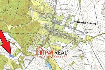 Prodej, Zemědělská půda, 4330m² - Moravské Knínice