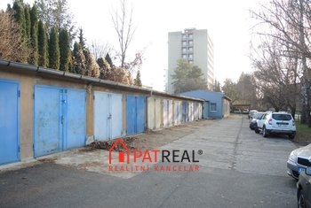 Prodej, Garáže, 18m² - Brno