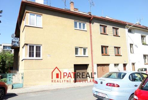 Cihlový byt OV 2+1, 97m², se zahradou, Brno - Černá Pole