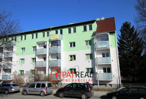 Novostavba OV 3+1 s klimatizací a balkonem, 87 m2, ul. Sv. Čecha, Brno
