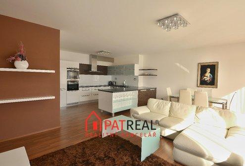 Prostorný byt (novostavba) 3+1, 90 m² + terasa, garáž. stání - Brno - Ivanovice