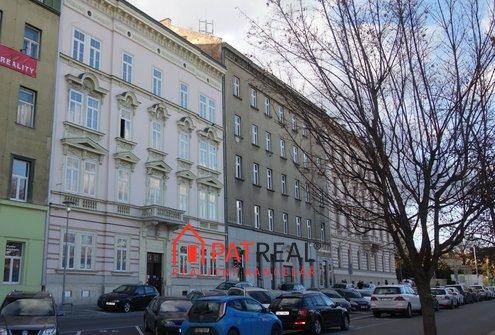 Pronájem komerčního prostoru v centru Brna, 120m²