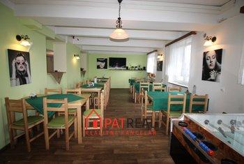 Pronájem, Restaurace, 420m² - Brno - Královo Pole