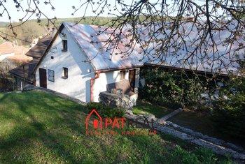 Prodej, Rodinné domy, 68m² - Ostrov u Macochy, pozemek 280 m²