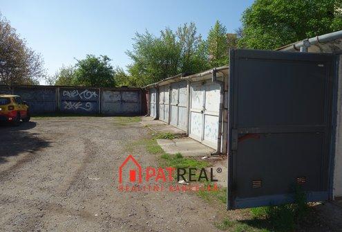 Prodej garáže, 18m² - Brno - Královo Pole