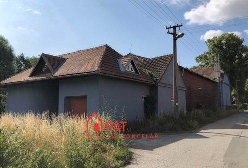 Prodej rodinného domu, pozemek 1.153 m²