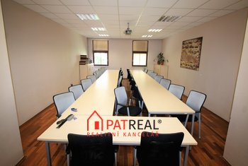 Pronájem, Kanceláře, 162m² - Brno - Ponava