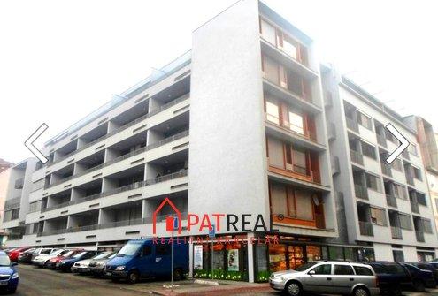 Novostavba bytu 2+kk,  56m² s balkonem v centru Brna