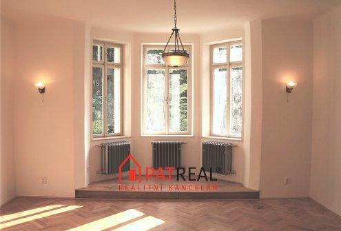 Pronájem prostorného bytu 3+kk se zahradou, 70m² - Brno, Krondlova