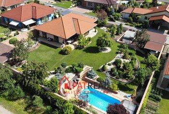 Prodej, Rodinné domy, 140m² - Prace, pozemek 1.206 m²