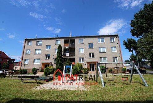 OV 2+1 Kroměříž, 64m2, cihla, 2 x balkon, sklep