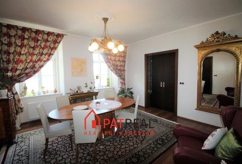 Luxusní cihlový byt v OV 3+1 v centru, 96m2