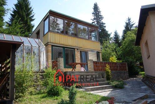 Prodej  chaty, 45m² - Brněnec - Moravská Chrastová, pozemek 1.373 m²