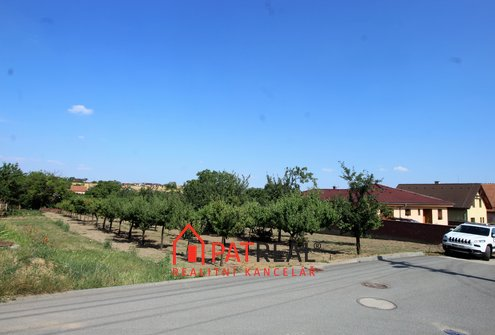 Prodej stavebního pozemku v dosahu Brna