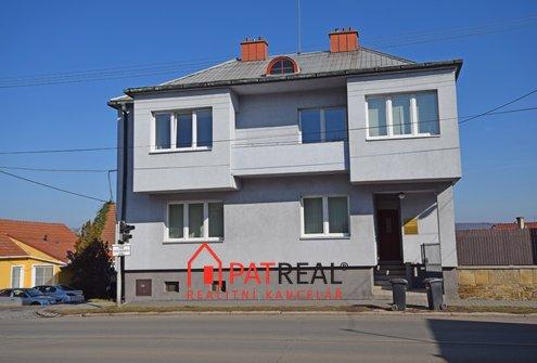 Rodinný dům Rosice, pozemek 638 m²