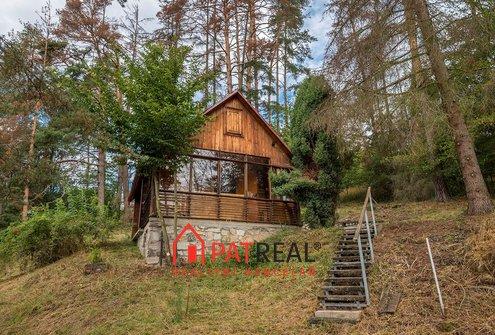 Prodej chaty na Vysočině - Dolní Heřmanice, pozemek 2.089 m²