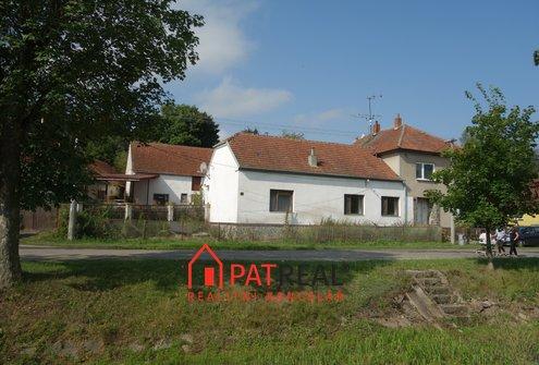 Prodej rodinného domu v Borovníku, pozemek 1.734 m²