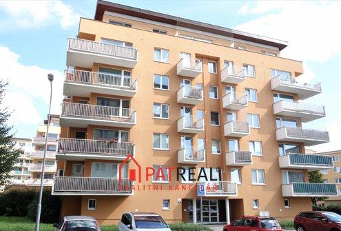 Pronájem slunného bytu 1+kk, 44m² - Brno - Lesná