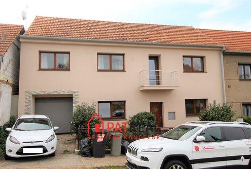 RD k bydlení i podnikání v dosahu Brna, pozemek 661 m²