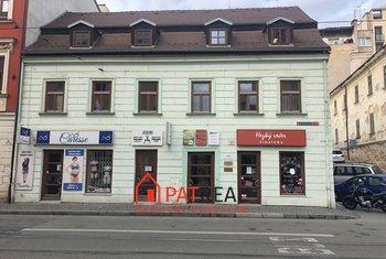 Pronájem, Obchodní prostory, 34m² - Brno - Staré Brno