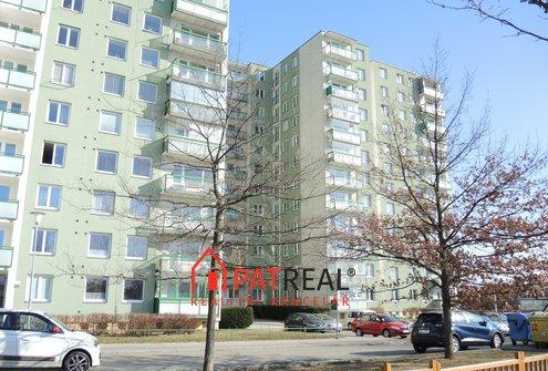 Pronájem bytu 3+1 s lodžií, 67m² na ul. Bořetická, Brno - Vinohrady