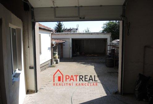 Pronájem skladovacích prostor 250 m² v Brně - Královo Pole