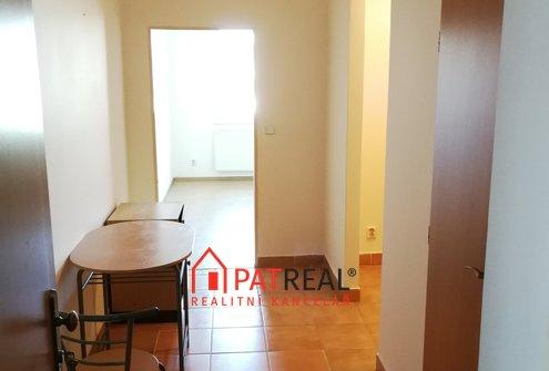 Pronájem bytu 1+kk 28m2 v Brně - Královo Pole, ul. Poděbradova