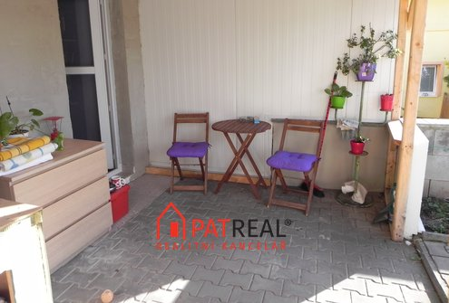 Pronájem pěkného bytu 1+1 s terasou, 25m² - Brno - Židenice