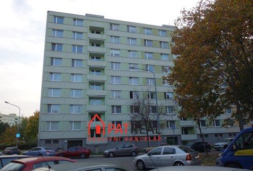 Pronáje bytu 1+1 s balkonem, 32m² - Brno - Komárov