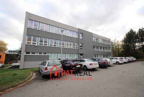 Prodej komerční budovy v Králově Poli