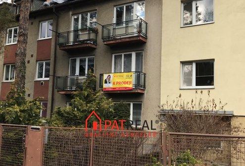 Prodej prostorného bytu 2+1 v Brně Židenicích