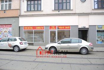 Pronájem, Obchodní prostory, 40m² - Brno - Husovice